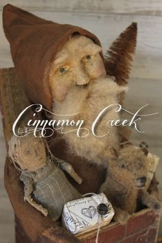 Cinnamon Creek first Santas