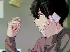 Anime Oc, Fanarts Anime, Kawaii Anime, Anime Characters, Manga Anime, Character Art, Character Design, Estilo Anime, Hyouka