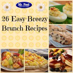 26 Easy-Breezy Brunch Recipes for Easter