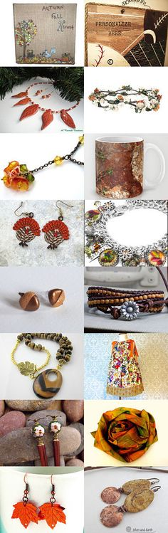 Fall Finds by Shannon on Etsy--Pinned with TreasuryPin.com