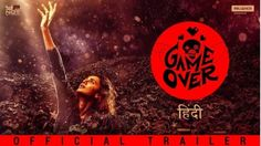 "Presenting the Official Telugu Trailer of ""Game Over"" starring Taapsee Pannu directed by Ashwin Saravanan. Y Not Studios and Reliance Entertainment present … source Game Over Movie, The Game Is Over, Tamil Movies, Hindi Movies, Movies Bollywood, Bollywood News, Latest Movies, New Movies, Movies Online"