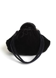 1940's Black Velvet Purse Vintage Purses, 50s Dresses, Vintage Accessories, Black Velvet, 1940s, Vintage Outfits, Clothes For Women, Vintage Handbags, Vintage 1950s Dresses