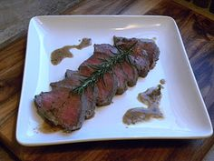 venison - much more lean than regular beef. #Paleo