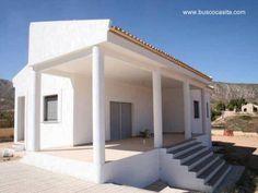 Una casa de campo nueva en La Romana, Alicante