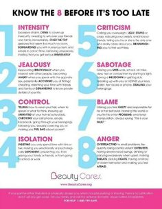 The 8 signs of an abusive relationship