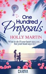 One Hundred Proposals by Holly Martin Synopsis/Summary, Rating, Review