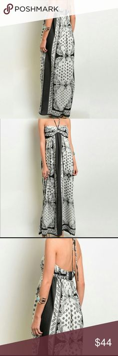 💕s u n d r e s s💕 Brand new maxi silky smooth, lined to knee. Pair with your favorite sandals and head to the nearest tiki bar. Perfect for travel, fabulous quality. Treat yourself today! threadzwear Dresses Maxi