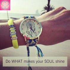 Soul Shine, Dream Catchers, Make It Yourself, Watches, How To Make, Accessories, Instagram, Dreamcatchers, Wristwatches