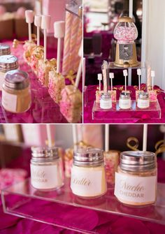 Juicy Couture Inspired Baby Shower