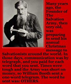 William Booth - Founder of the Salvation Army