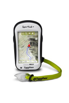 TwoNav Sportiva  2+ - Get the full benefit of your ride. Add ANT+™ technology to your Sportiva (heart rate monitor + cadence and speed sensors). Start optimizing your trainings by adjusting your own efforts. Your playground? City, mountain, or even both!
