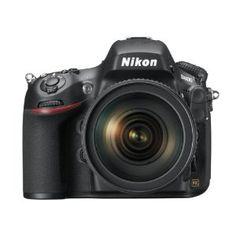 Nikon D800 36.3 MP CMOS FX-Format Digital SLR Camera (Body Only)    by Nikon