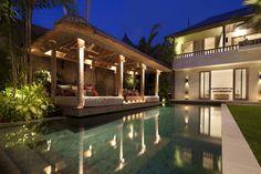 Luxueuse villa de trois chambres sur Oberoi. Collection Bali Premium.