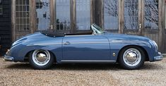1957 Porsche 356 1600 Speedster - Perfection as a car. Bugatti, Lamborghini, Ferrari, Porsche 356 Speedster, Porsche 356a, Porsche Sports Car, Porsche Cars, Porsche 2017, Ferdinand Porsche