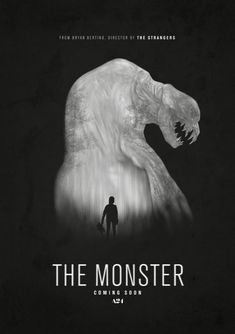 The Monster - Upcoming Horror Movie: Bryan Bertino's The Monster (2016) releases in limited movie theaters on November 11,… #Movie #Horror