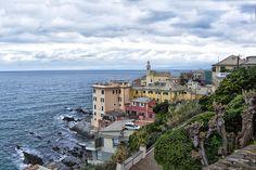 Boccadasse, Italia.