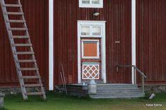 Kankaankylä Farmhouse Museum, the Keskikangas House. Kauhava, Finland | Kauhava, Kankaankylän kotiseututalo Keskikangas.