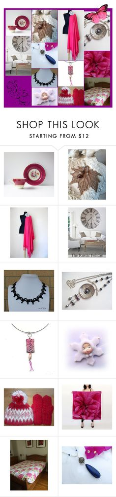 """""""Brighten Your Day"""" by inspiredbyten ❤ liked on Polyvore featuring Aynsley and Lazuli"""