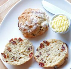 Really gorgeous sultana scones: recipe on page 29 of my new book