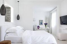 Simple and pure luxury design Mykonos Villas - Luxury Myconian Villa Collection in Elia, Mykonos