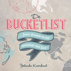 De bucketlist - Kromhout, Jolanda
