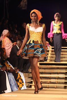 Retrospective Fesman 2010 Fashion | In Senegal