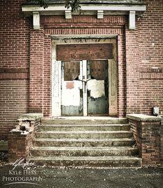 Abandoned School - East Atlanta
