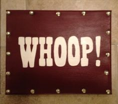 Canvas- Texas A&M WHOOP!