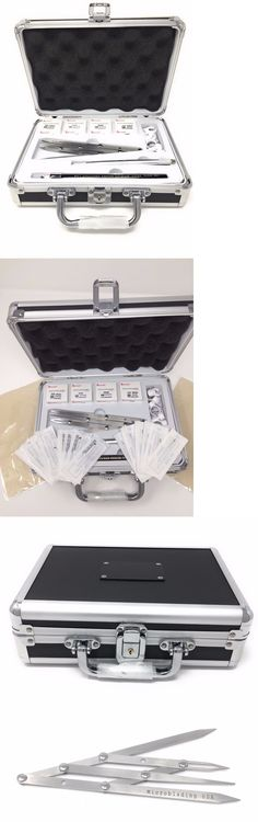 Tattoo Complete Kits: Microblading Supplies, Spmu Eyebrow Tattoo Kit, Calipers, Needles, Ink And More -> BUY IT NOW ONLY: $126.36 on eBay!
