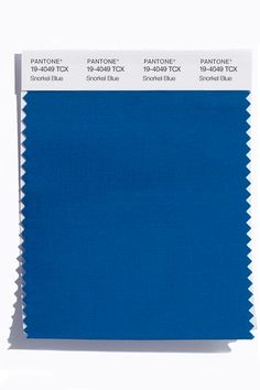 Snorkel Blue: Pantone Spring 2016 Colors