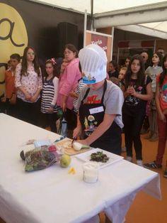 Concurso de las jóvenes promesas culinarias segovianas. SG Comunicación