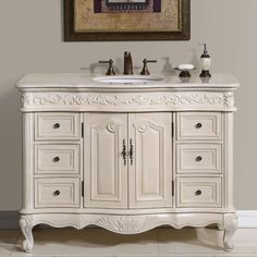 "Jody 48"" Single Bathroom Vanity"