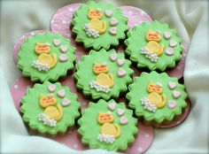 Kitty Cat cookies