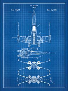 Star Wars Vehicles: X-Wing2