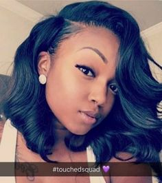 √ Cute Hairstyles for Short Hair Black Girls . 24 Cute Hairstyles for Short Hair Black Girls . Short Black Hair the Hottest Hairstyles today Mid Length Curly Hairstyles, Weave Bob Hairstyles, Sporty Hairstyles, Medium Bob Hairstyles, Cool Hairstyles, Wedding Hairstyles, Pixie Haircuts, African Hairstyles, Summer Hairstyles