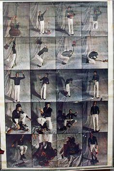 My Pete Townshend poster circa 1974