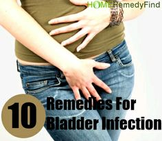 Home Remedies For Bladder Infection | Find Home Remedies