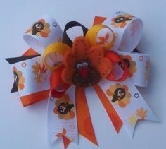 thanksgiving bows - Google Search