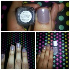 Essie nail polish. CHINCHILLY