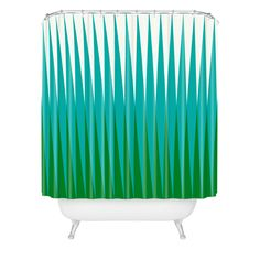 Clover Shower Curtain | DENY Designs Home Accessories