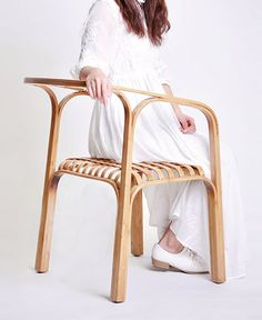 Bamboo Chair – Red Dot Design Award for Design Concepts