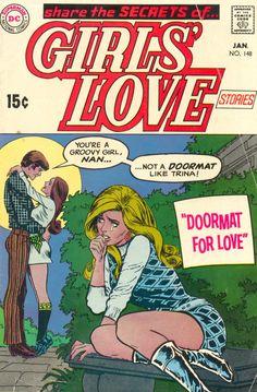 Love vintage romance comics    http://sequentialcrush.blogspot.com/