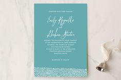 Sprinkled Love by Paper Dahlia at minted.com