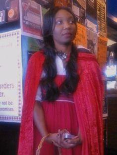 Ebony amateur hood