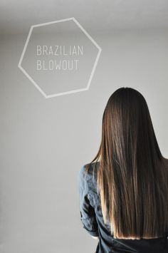 I have always been curious about a brazilian blowout and its effects on my hair and quite honestly it has always been negative. There have been talk of it making your hair fall out or major damage. I Heart Hair, Hair Falling Out, Brazilian Blowout, Damaged Hair, Fall Hair, Eyelash Extensions, Hair Inspo, Cute Hairstyles, Your Hair