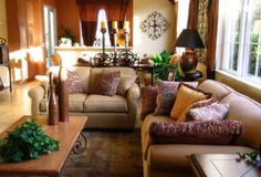 Tuscan Paint Colors Home : tuscan paint colors for living room