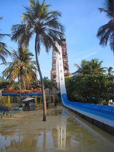 Beach Park - Fortaleza, Brazil