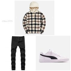 Drip Drip, Outfit Grid, Aesthetic Clothes, Streetwear, Kicks, Men's Fashion, School, Fitness, How To Wear