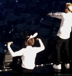 bunny jongin being his weird yet cute self <3