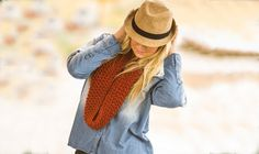 I'll be wearing this @Christine Andrew {Ily Couture} all season long #holidays #scarves #fashion